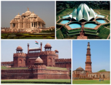 Besti tourist attractions In Delhi