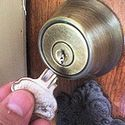 Residential Broken Key Extraction