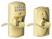 Residential Key-Less Entry Lock System
