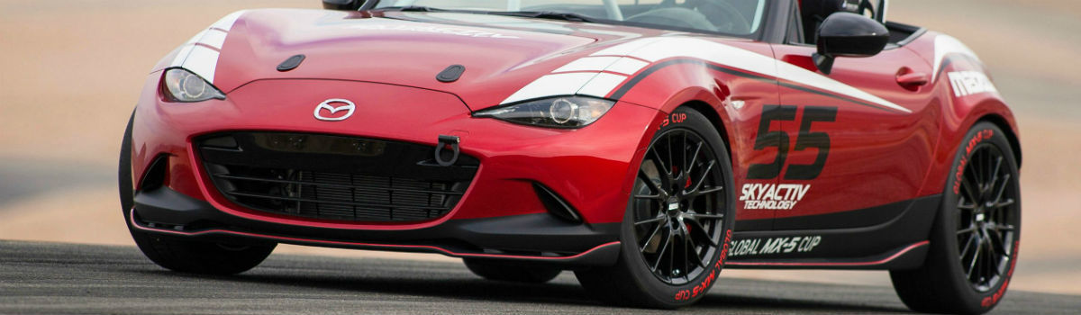 Headline for New Mazda MX5 ND Facts