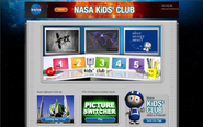 NASA - NASA Kids' Club