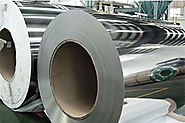 BA Finish Stainless Steel Coils