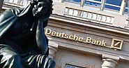 Is Deutsche Bank Too Big To Fail? Or The Bubble Is Going To Burst?