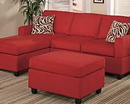 Bobkona Sectional Sofa With Ottoman on Flipboard