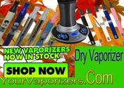 Smoking With Dry Vaporizers