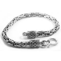 Best Sterling Silver Bracelets for Men on Valentine's