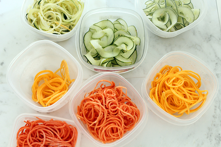 Headline for Reviews for Best Spiralizer Kitchen Tool