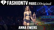 Model Anna Ewers | Beauty Trends for Spring/Summer 2015 | FashionTV