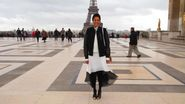 Tricks of the Trends - How to Dress Like You Live in Paris: Styling Tips for Bags, Scarves and Jackets from Showgoers...