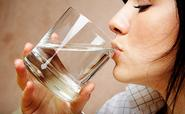 Drink adequate water