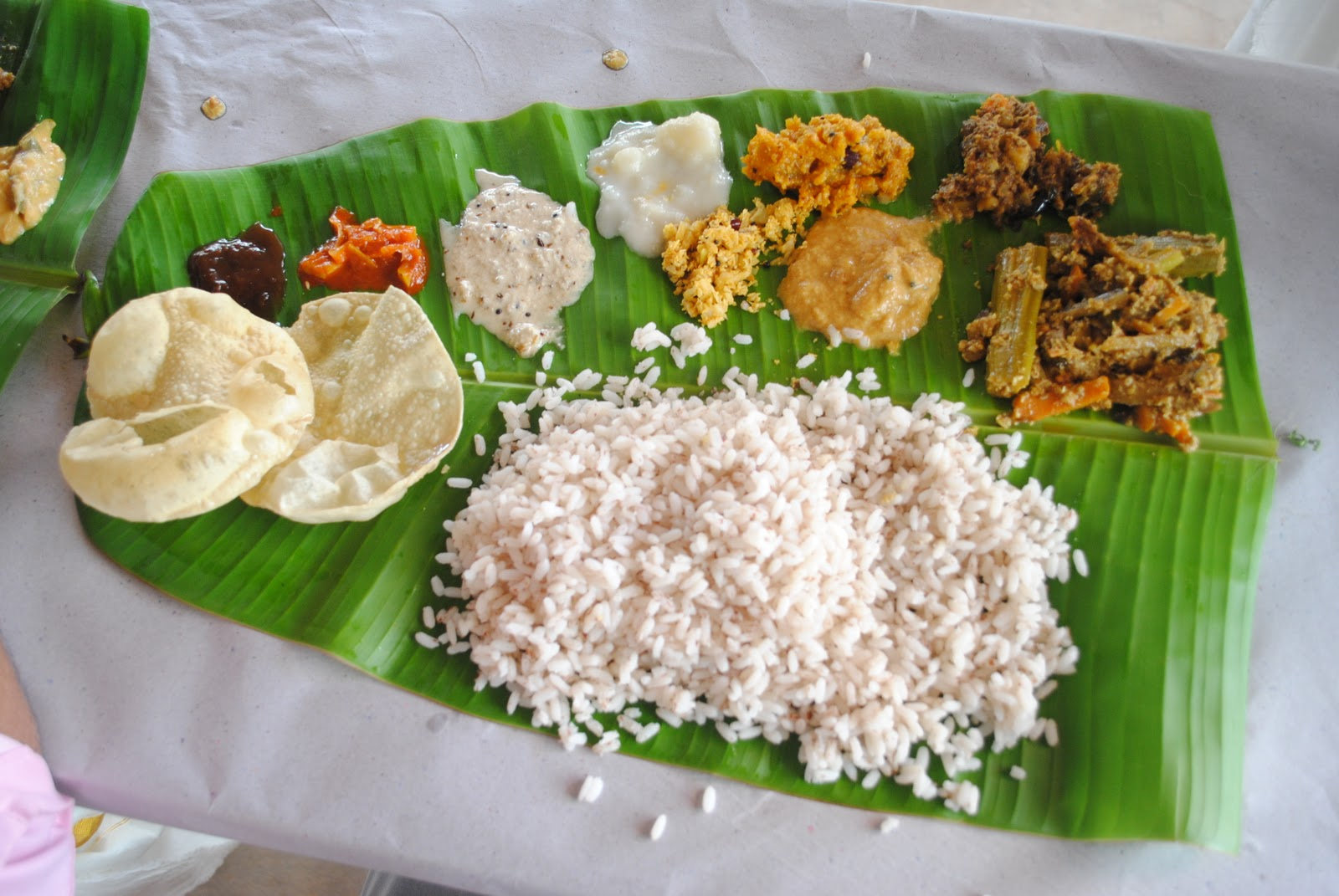 Headline for Kerala Cuisine