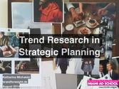 Trend Research in Strategic Planning