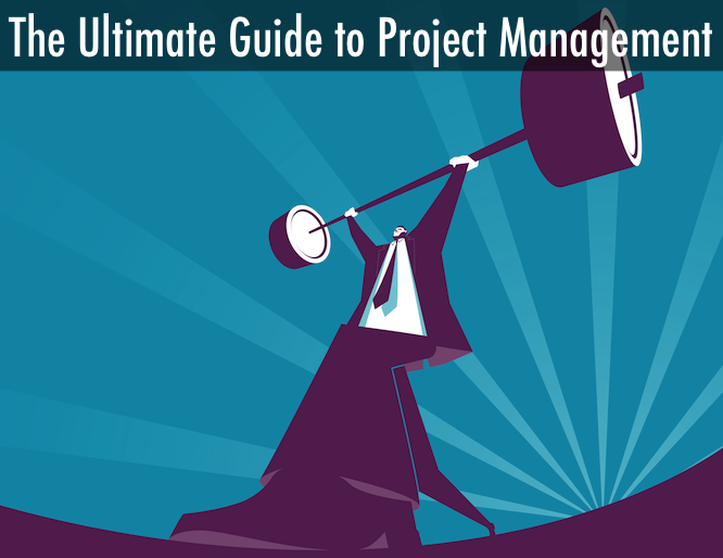 Headline for Ultimate Resources Guide to Project Management