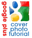 How to Create a Google Plus Cover Photo from a Facebook Cover Photo | Louise Myers Graphic Design