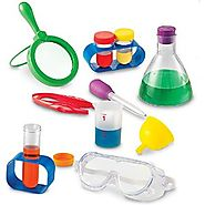 Learning Resources Primary Science Lab Set (Age 4 and up)