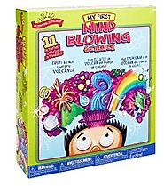 Scientific Explorer My First Mind Blowing Science Kit (Age 6 and up)