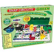 Snap Circuits Alternative Energy Green (Age 8-15)
