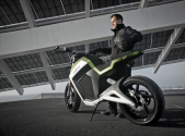 Electric Motorbike by Volta Motorbikes | Damn It's Awesome !!!