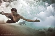 """ Finding Escape "" Underwater Photography by Mark Tipple 
