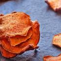 Homemade Baked Sweet Potato Chips