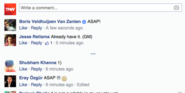 Facebook testing verified checkmark within comments - Inside Facebook