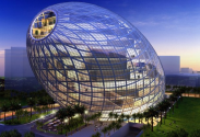 Virtualising Mumbai. The Cybertecture Egg by James Law & Ove Arup | Industry Leaders Magazine