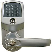 Commercial Key-Less Entry Lock System