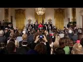 President Obama & the First Lady: Conference on Bullying Prevention