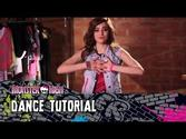 Dance Tutorial with Chachi Gonzales | Monster High