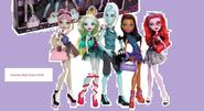 Monster High Dance Dolls - monsterhighdance
