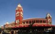 Chennai Central - The Heart of Travellers
