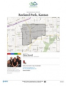 Roeland Park - Residential Neighborhood and Real Estate Report for Roeland Park, Kansas