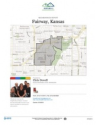 Fairway - Residential Neighborhood and Real Estate Report for Fairway, Kansas