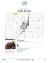 Paola, Kansas Neighborhood and Real Estate Stats for Zip Code 66071