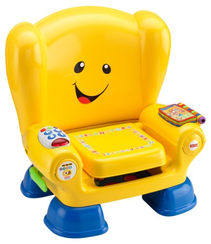 Headline for Laugh and Learn Smart Stages Chair by Fisher Price