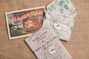 Southern Vintage Wedding Invitations
