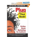 Amazon.com: Plug Your Book! Online Book Marketing for Authors, Book Publicity through Social Networking (978097724061...