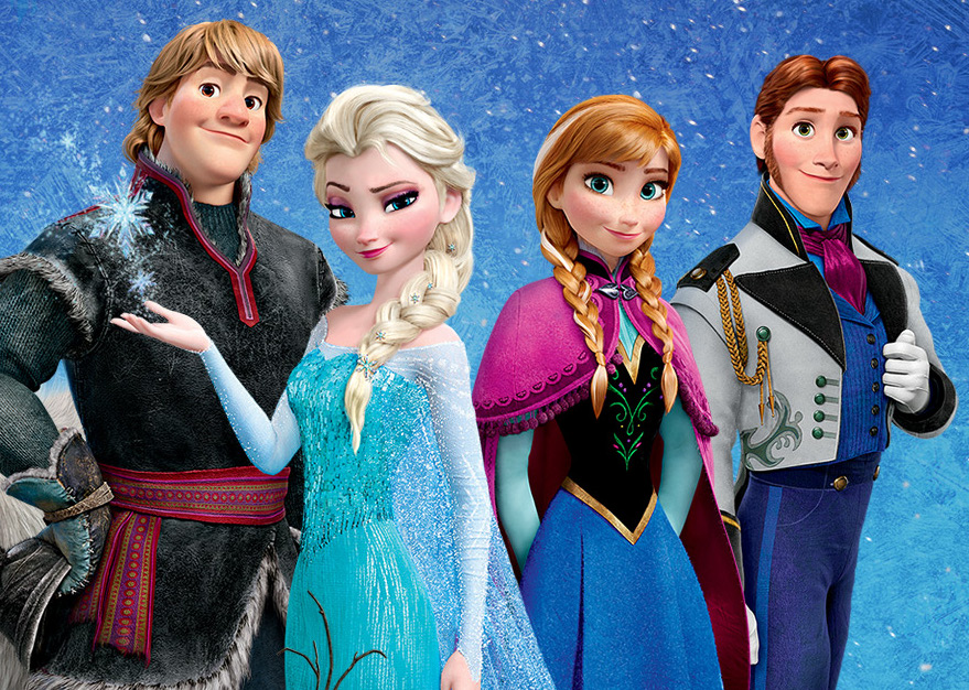 Headline for Disney Frozen Cool Tunes Sing Along Boombox