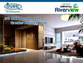 Amrapali River View :- Make your Investment in Amrapali's Projects In Advance
