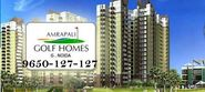 Amrapali Golf homes :-Lavish Properties Are Available In the Economical Prices