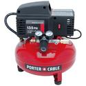 PORTER-CABLE PCFP02003 3.5-Gallon 135 PSI Pancake Compressor review