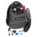 PORTER-CABLE CMB15 150 PSI 1.5 GALLON Oil-Free Fully Shrouded Compressor reviews