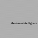 #businessintelligence