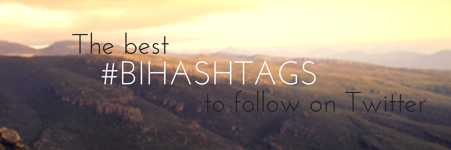 Headline for The most useful business intelligence hashtags to follow on Twitter
