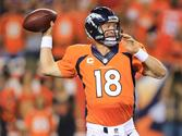 Arizona Cardinals @ Denver Broncos: Sunday October 5, 2014 4:05pm EST