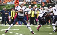 Cincinnati Bengals @ New England Patriots: Sunday October 5, 2014 8:30pm EST
