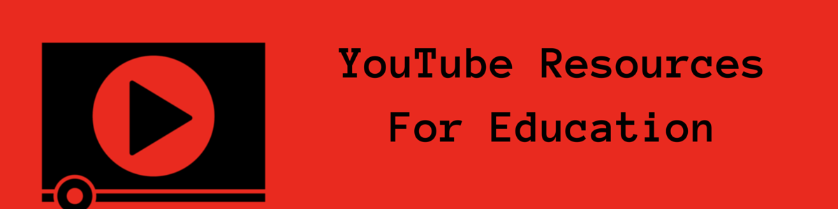 Headline for YouTube Resources For Education