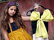 10-Year-Old Designer Creates Her Own Fashions for Kids - Threads