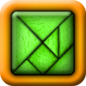 TanZen HD Lite - Relaxing tangram puzzles By Little White Bear Studios, LLC