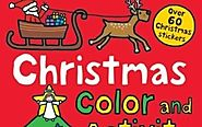 Best Christmas Activity Books for Kids for 2016